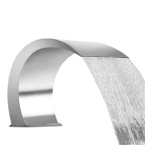 Gardeon Stainless Steel Waterfall Curtai