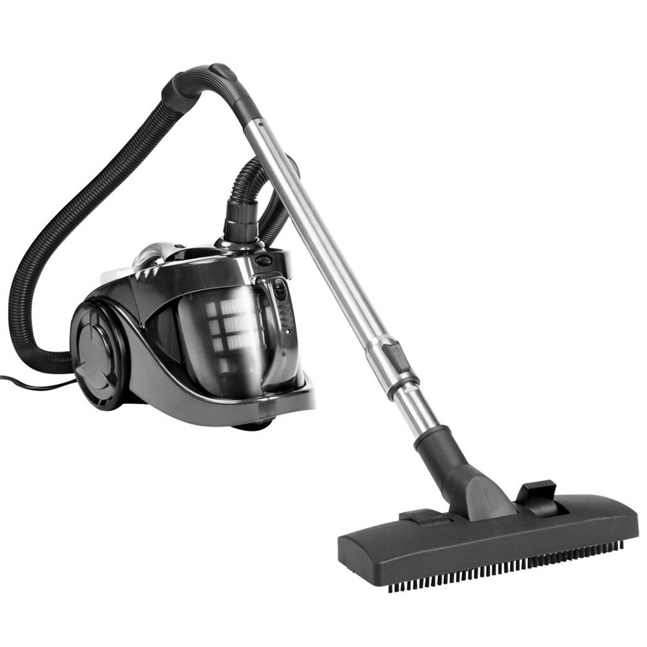 Devanti Bagless Cyclone Cyclonic Vacuum Cleaner - Black