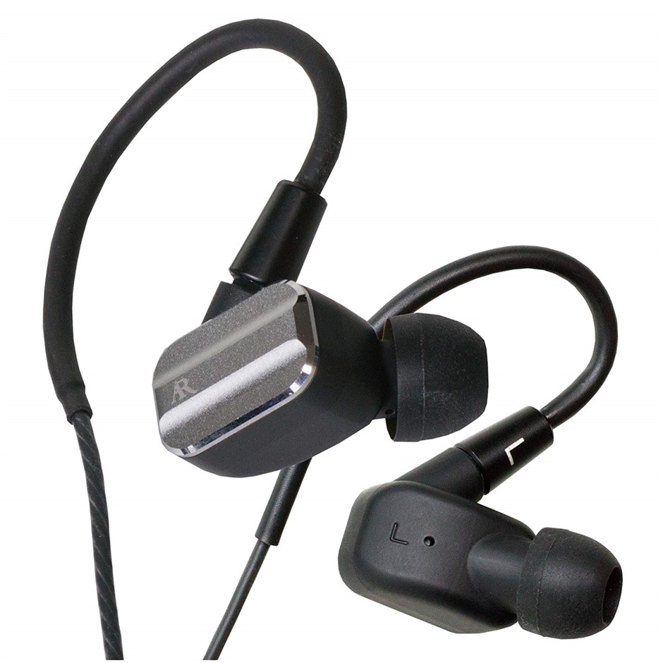 Acoustic Research AR-E100 High Fidelity Hi-Res In-Ear Earphones