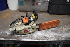 Stihl Chainsaw Make: Stihl Model: 009 12`` chainsaw,