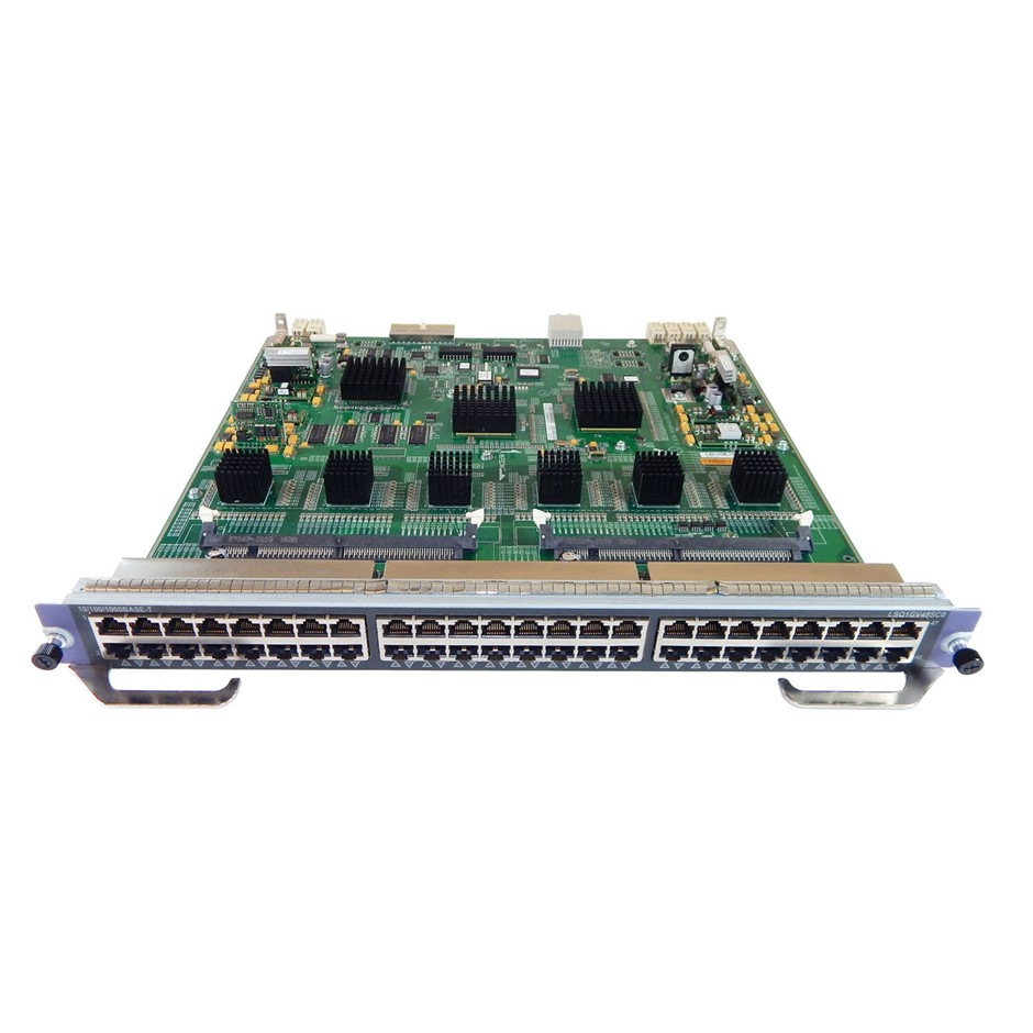 Brand NEW HP JD210A 7500 48 port Gig-T Module 10/100/1000 PoE ports