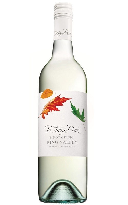De Bortoli `Windy Peak` Pinot Grigio 2019 (6 x 750ml), VIC.