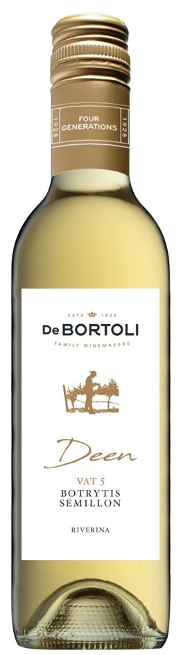 De Bortoli `Deen Vat 5` Botrytis Semillon 2016 (6 x 375mL), Riverina, NSW.