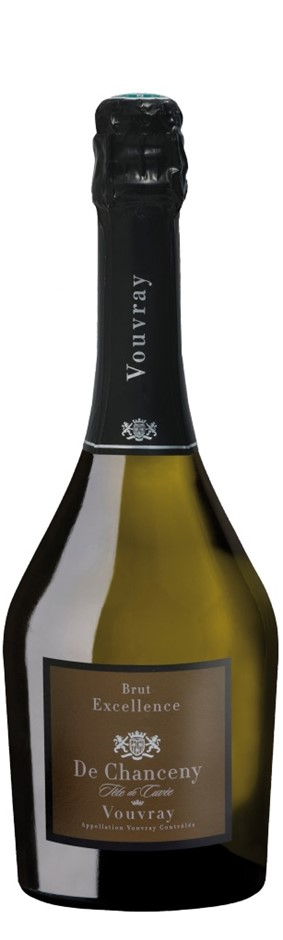 De Chaceny Vouvray 2015 (12 x 750mL), Loire, France.