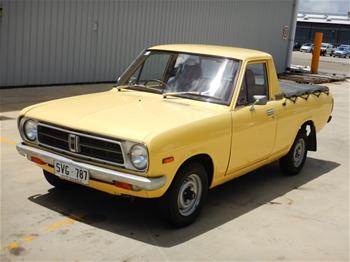 1980 Datsun B120 RWD Manual Ute