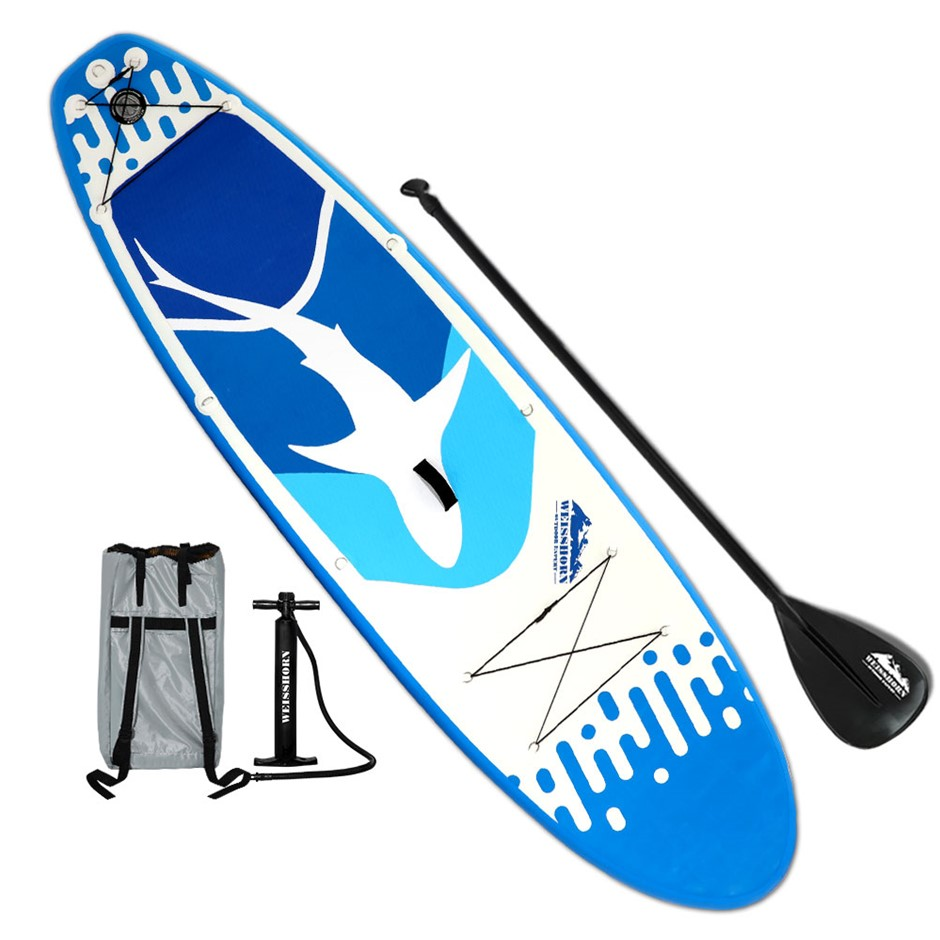 Weisshorn 10FT Stand Up Paddle Board - Blue