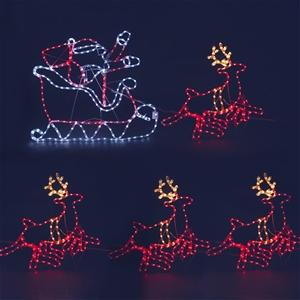 Jingle Jollys Christmas LED Motif Lights