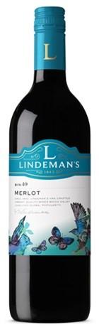 Lindemans `Bin 40` Merlot 2018 (6 x 750mL), SE AUS.