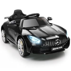 Rigo Kid's Ride on Mercedes-AMG GT R - B