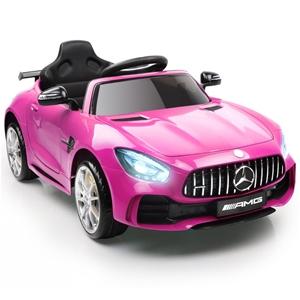 Rigo Kid's Ride on Mercedes-AMG GT R - P