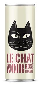 Le Chat Noir Rose 2017 (24 x 250mL Cans)