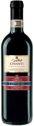 Coppiere Chianti DOCG 2017 (12 x 750mL), Tuscany, Italy.