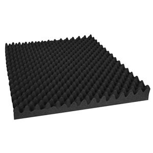 Set of 60 Acoustic Foam - Eggshell