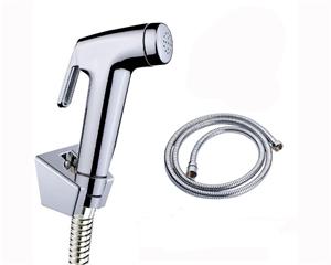 Round Bidet Toilet Spray Shower Head Kit
