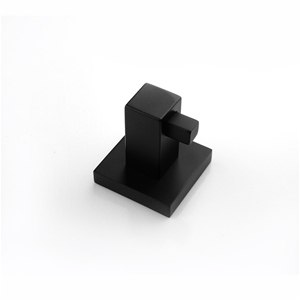 Square Black 304 Stainless Steel Clothes