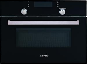 Cavallo Onyx CMO60BBG 900W Microwave Com