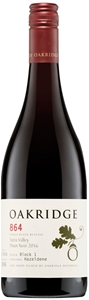 Oakridge 864 Pinot Noir 2016 (6 x 750mL)