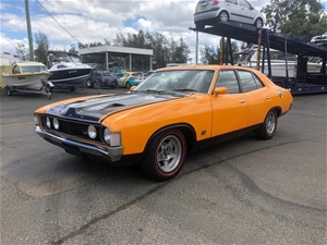 1972 Genuine Ford Falcon XA GS Matching