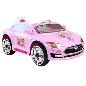 Disney Princess Ride On Car- Pink