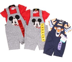 3 x Baby`s DISNEY TIGGER   MICKEY MOUSE 2pc Clothing Set 33e4d69e5