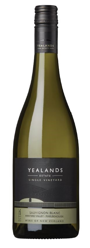 Yealands Estate Sauvignon Blanc 2018 (6 x 750mL), Marlborough, NZ.