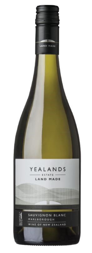 Yealands Estate `Land Made` Sauvignon Blanc 2018 (12 x 750mL), Marlborough.