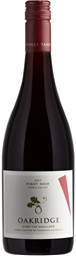 Oakridge Over the Shoulder Pinot Noir 2018 (6 x 750mL), Yarra Valley, VIC.