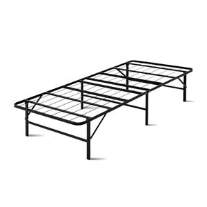 Artiss Foldable Single Metal Bed Frame -