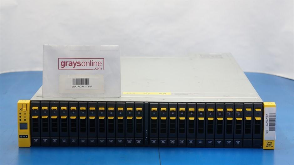 HP Drive Shelf M6710 SAS Drive Enclosure, 19.9TB Capacity