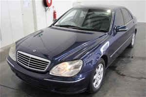 Mercedes S Class Workshop Service Repair Manual