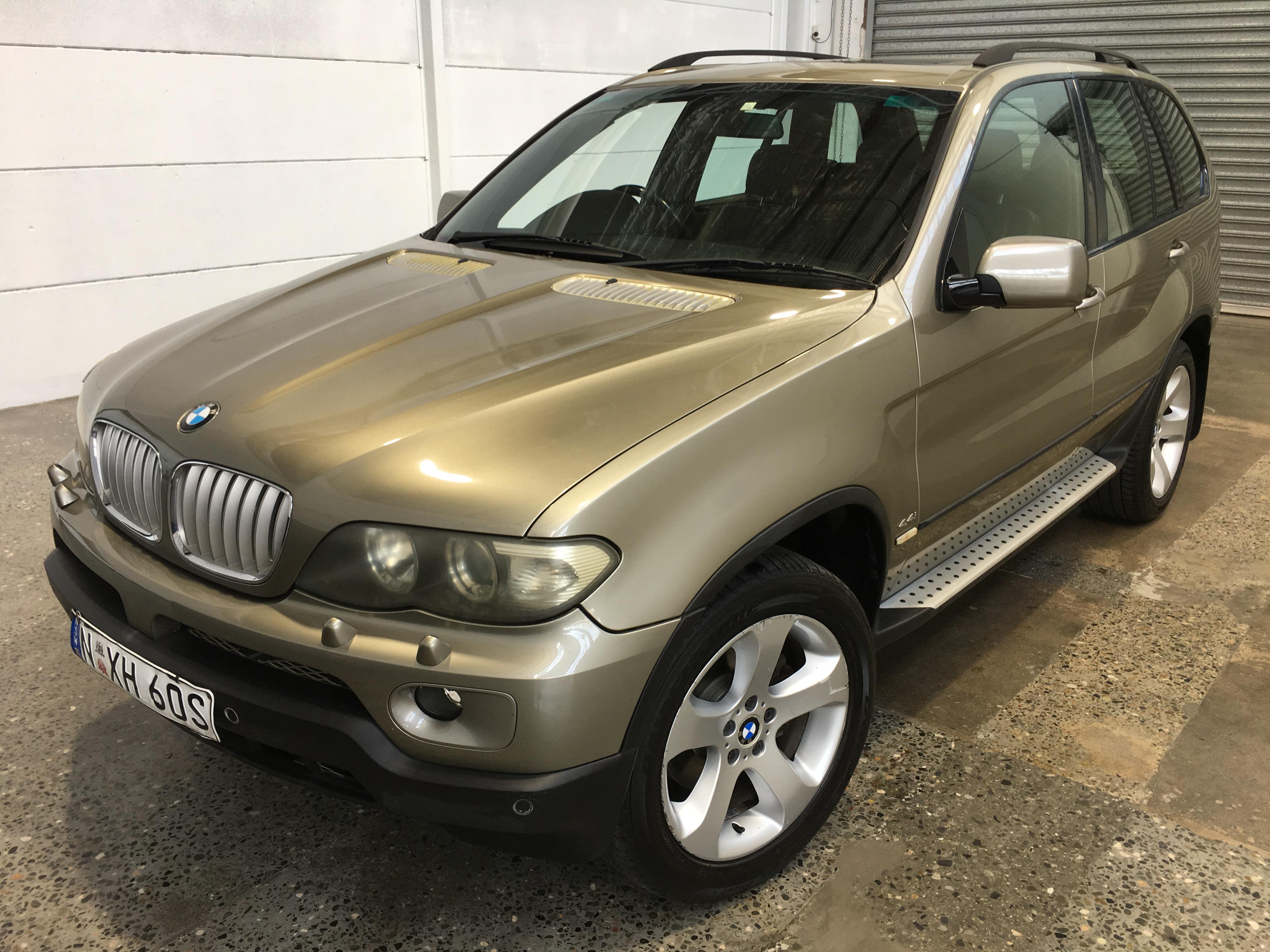 2004 BMW X5 4.4i E53 Automatic Wagon