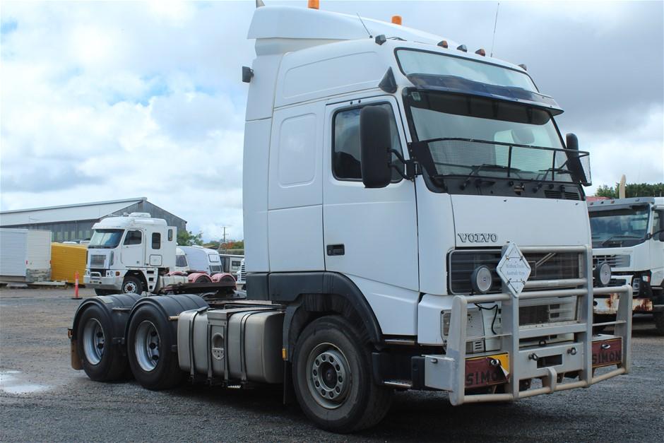 1999 Volvo FH12 6 x 4 Prime Mover Truck