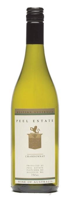 Peel Estate Chardonnay 2015 (12 x 750mL), WA.