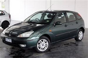 2005 Ford Focus Cl Lr Automatic Hatchback