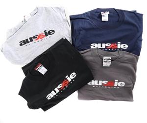 4 x Men`s Cotton T-Shirts, Size M, Assor