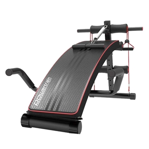 PowerTrain Inclined Sit up bench with Re
