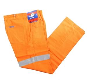 3 x WORKSENSE Cotton Drill Trousers, Siz