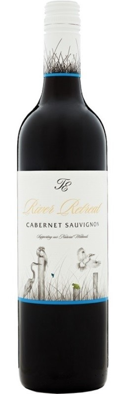 Trentham Estate `River Retreat` Cabernet Sauvignon 2016 (12 x 750mL), NSW.
