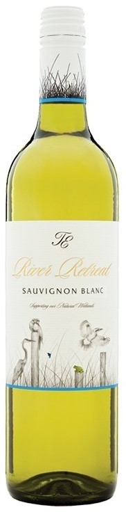 Trentham Estate `River Retreat` Sauvignon Blanc 2018 (12 x 750mL), NSW.