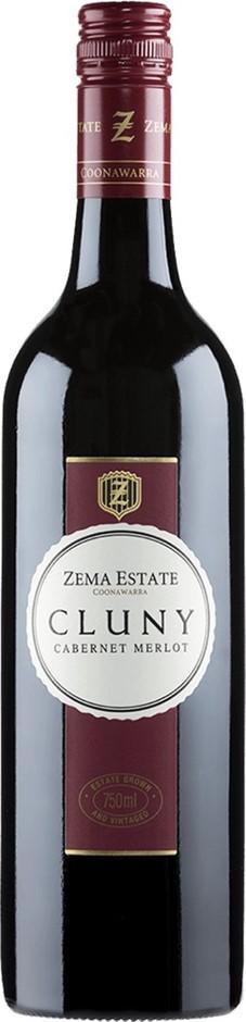 Zema Estate `Cluny` Cabernet Merlot Franc Malbec 2014 (12 x 750mL), SA.