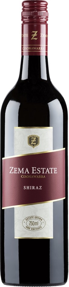Zema Estate Shiraz 2014 (12 x 750mL), Coonawarra, SA.
