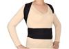 Lower Back Brace Unisex Posture Corrector Lumbar Support - Large