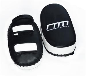 MMA Kick Boxing Pads Curved Strike Shiel