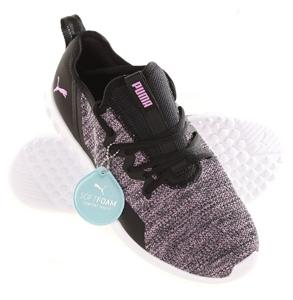 nouveau concept a73c3 d9d75 PUMA Soft Foam Women`s Joggers, Size UK7, Pink/Black. Buyers ...