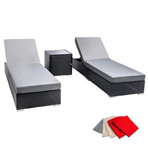 Gardeon Sun Lounge Outdoor Setting Patio