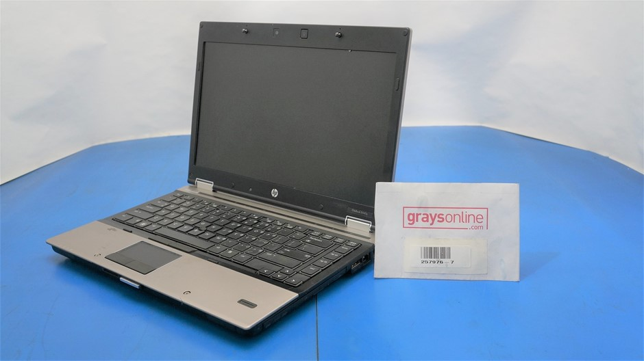 HP EliteBook 8440p 14-inch Notebook