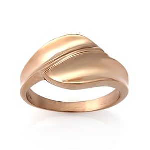 Stainless Steel Ring - Ring Size : U
