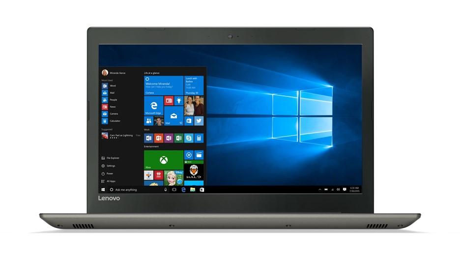 """Lenovo IdeaPad 520 - 15.6"""" FHD/i7-7500U/8GB/128GB NVMe+1TB/Win10"""