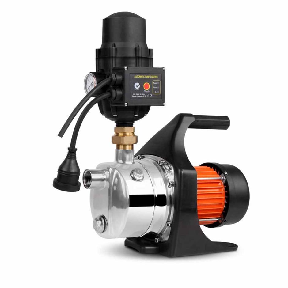 Giantz Stage 800W Garden Water Pump High-Pressure Tank Rain Irrigation