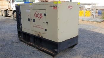 2008 Ingersoll Rand G100 Generator